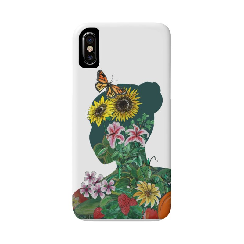 GROW Accessories Phone Case by mwashburnart's Artist Shop