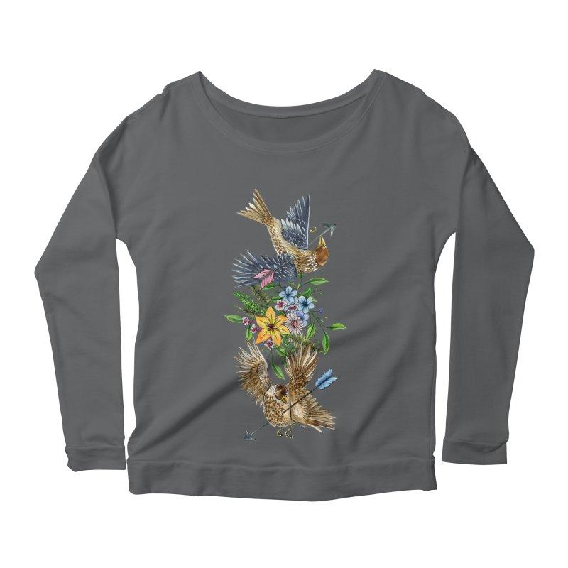 Kill the Messengers Women's Scoop Neck Longsleeve T-Shirt by mwashburnart's Artist Shop