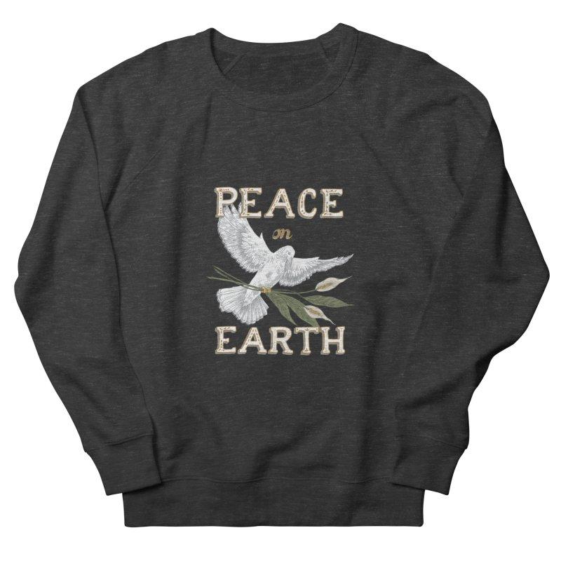 Peace Dove Women's French Terry Sweatshirt by mwashburnart's Artist Shop