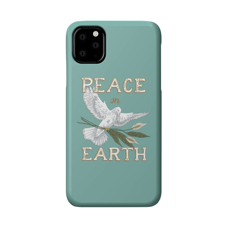 Peace Dove Accessories Phone Case by mwashburnart's Artist Shop