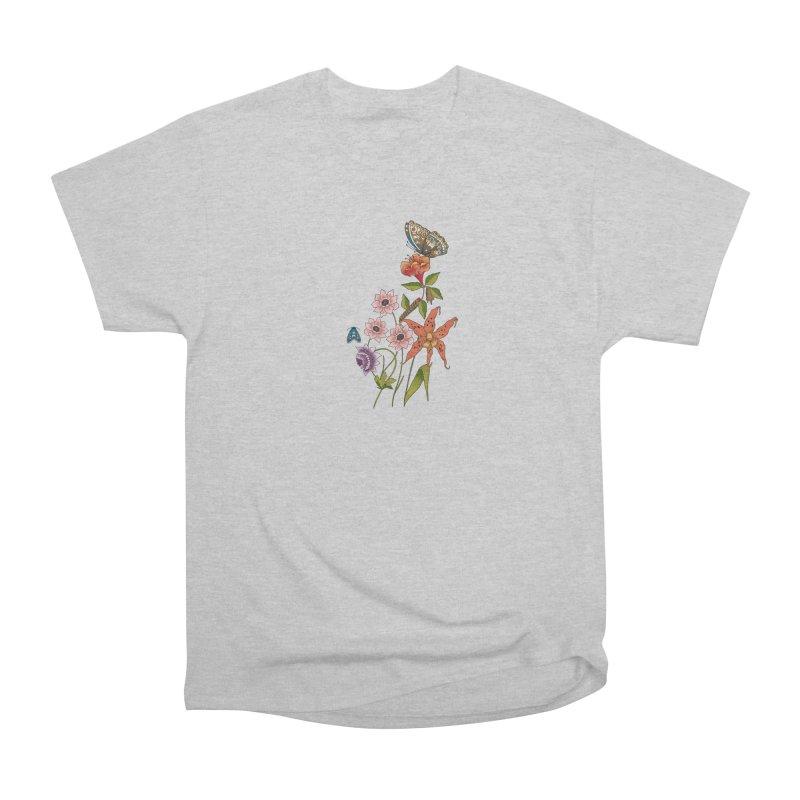 Natural History Women's Heavyweight Unisex T-Shirt by mwashburnart's Artist Shop