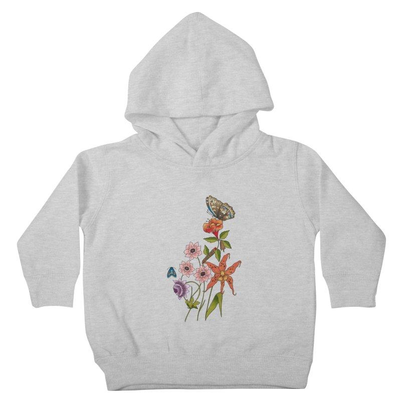 Natural History Kids Toddler Pullover Hoody by mwashburnart's Artist Shop