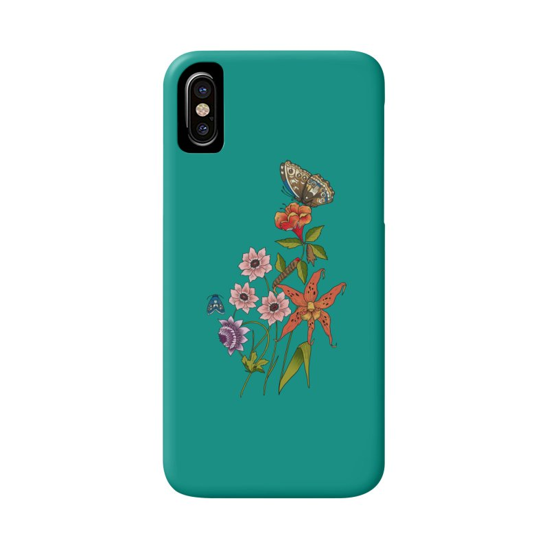 Natural History Accessories Phone Case by mwashburnart's Artist Shop