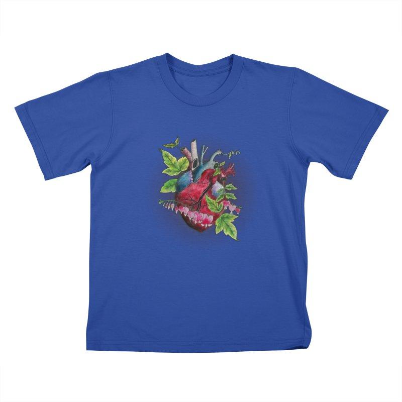 Open Hearted Kids T-Shirt by mwashburnart's Artist Shop