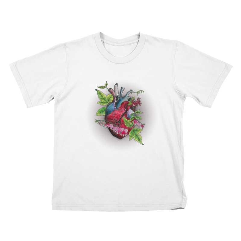 Open Hearted Kids T-Shirt by mwashburnart's Artist Shop