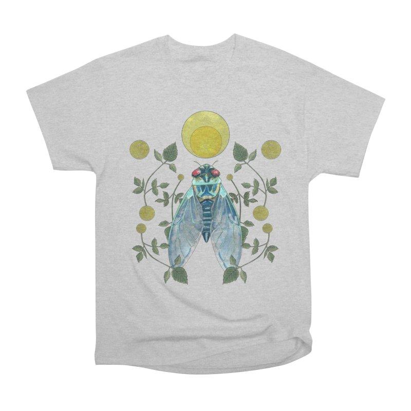 Rise Men's Heavyweight T-Shirt by mwashburnart's Artist Shop