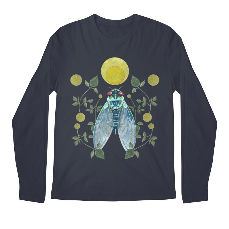 Rise Men's Regular Longsleeve T-Shirt by mwashburnart's Artist Shop