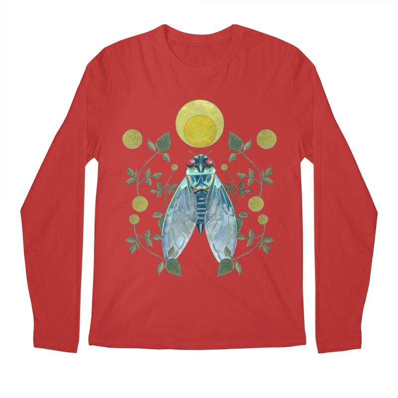 Rise Men's Regular Longsleeve T-Shirt by mwashburnart's Artist Shop