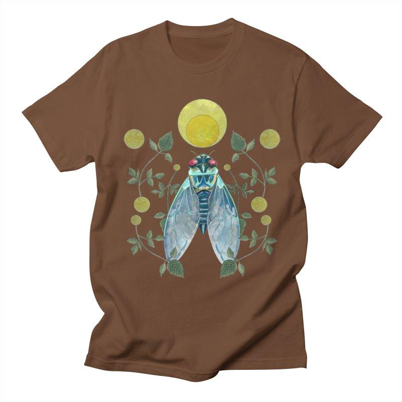 Rise Men's Regular T-Shirt by mwashburnart's Artist Shop