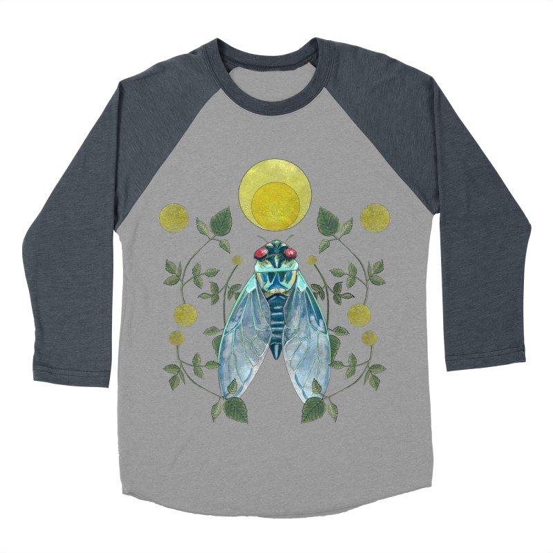 Rise Men's Baseball Triblend Longsleeve T-Shirt by mwashburnart's Artist Shop