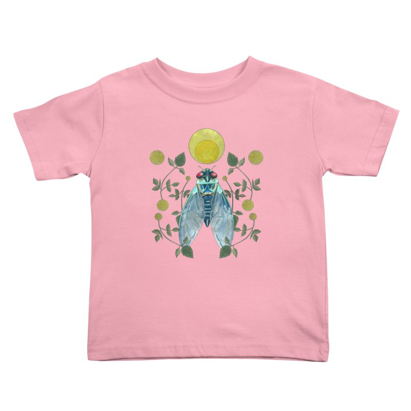 Rise Kids Toddler T-Shirt by mwashburnart's Artist Shop
