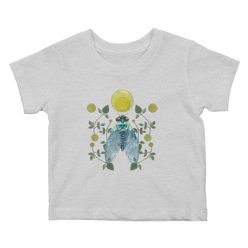Rise Kids Baby T-Shirt by mwashburnart's Artist Shop