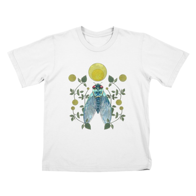 Rise Kids T-Shirt by mwashburnart's Artist Shop