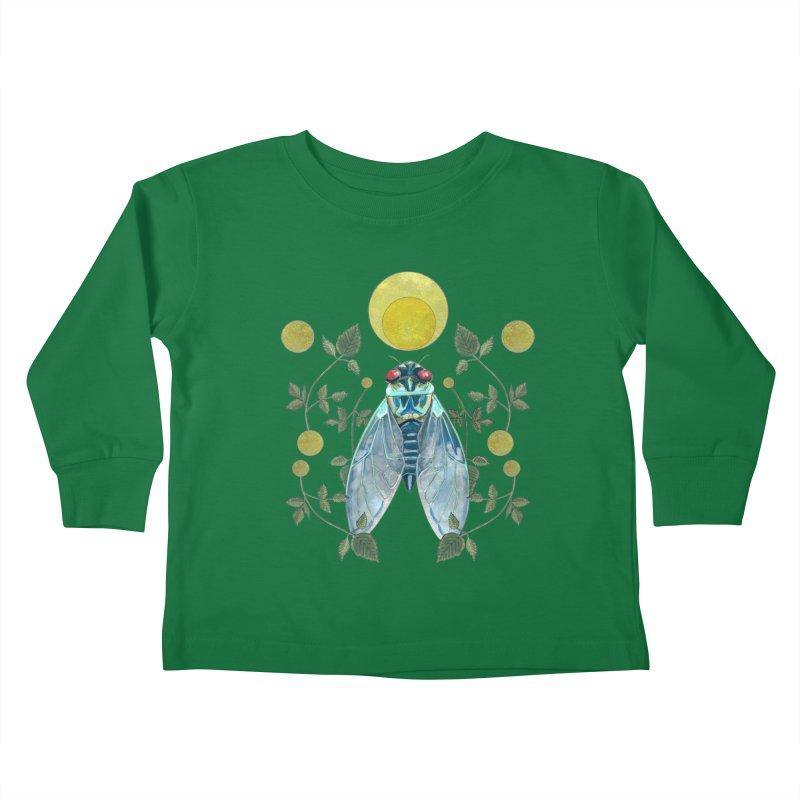 Rise Kids Toddler Longsleeve T-Shirt by mwashburnart's Artist Shop