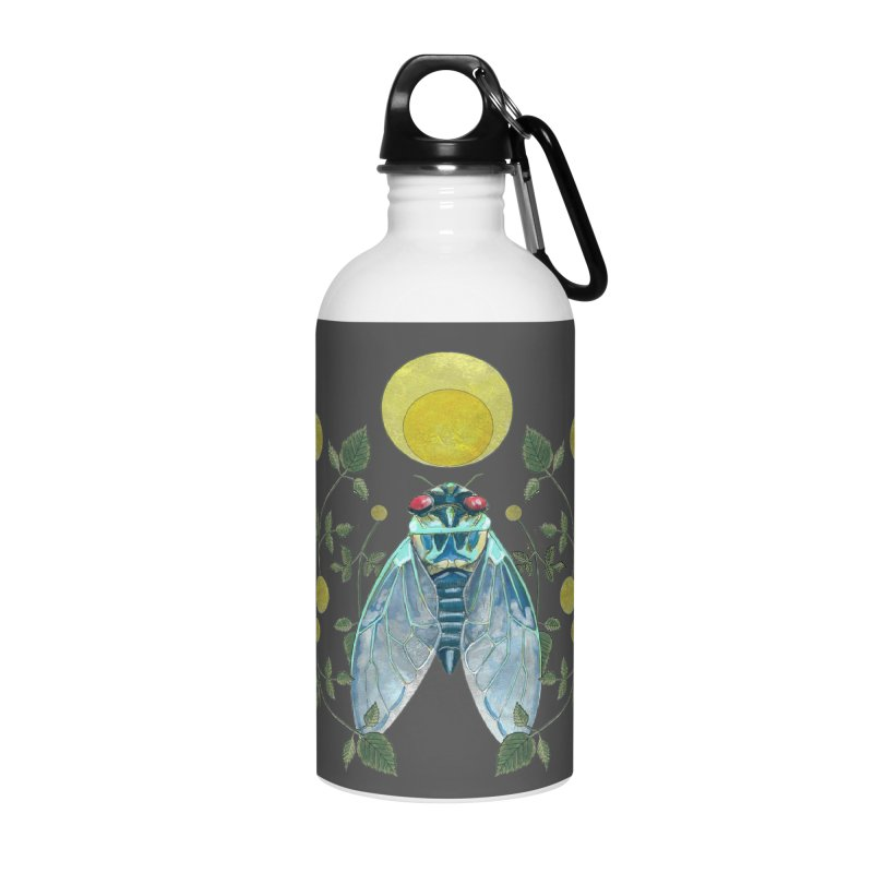 Rise Accessories Water Bottle by mwashburnart's Artist Shop