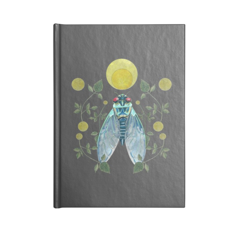 Rise Accessories Lined Journal Notebook by mwashburnart's Artist Shop