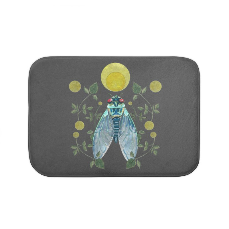 Rise Home Bath Mat by mwashburnart's Artist Shop