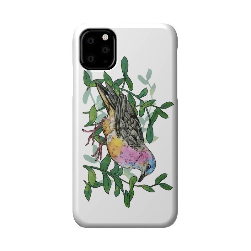 Tolima Dove Accessories Phone Case by mwashburnart's Artist Shop