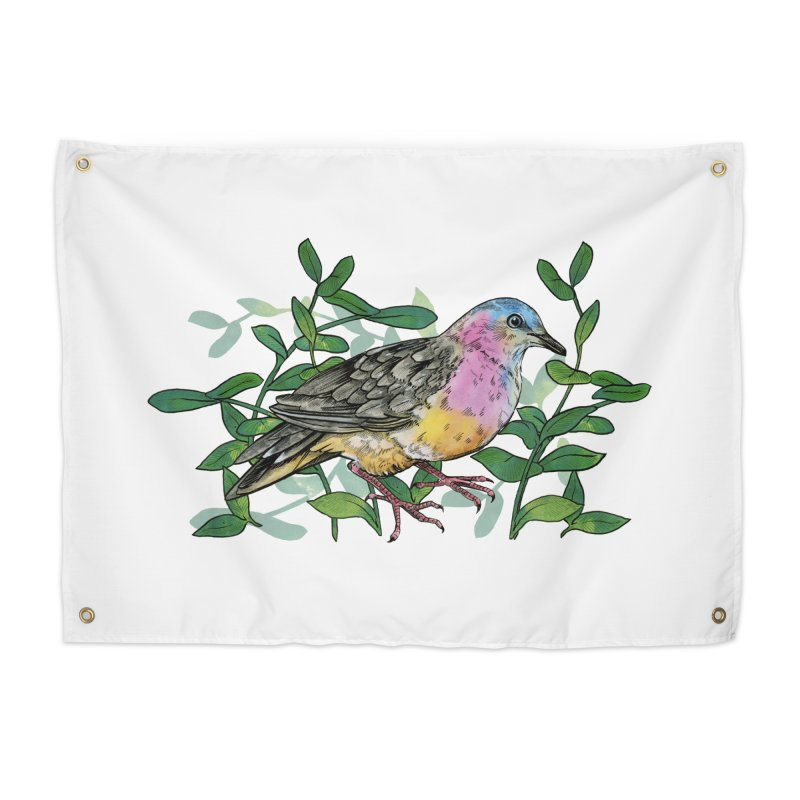 Tolima Dove Home Tapestry by mwashburnart's Artist Shop