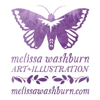 mwashburnart's Artist Shop Logo