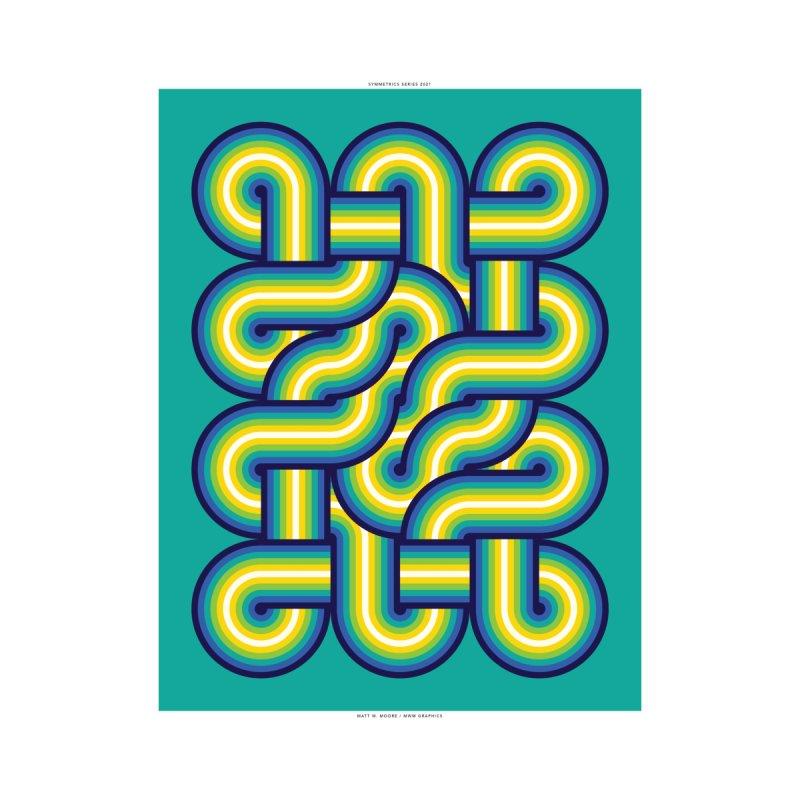 Symmetrics #11. Home Fine Art Print by Matt W. Moore : Artist Shop