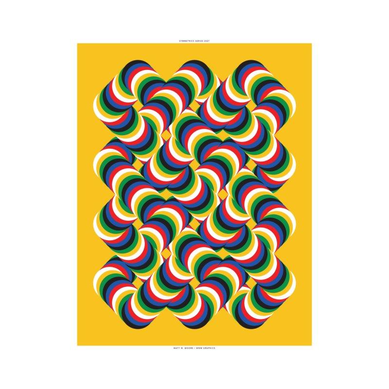 Symmetrics #10. Home Fine Art Print by Matt W. Moore : Artist Shop
