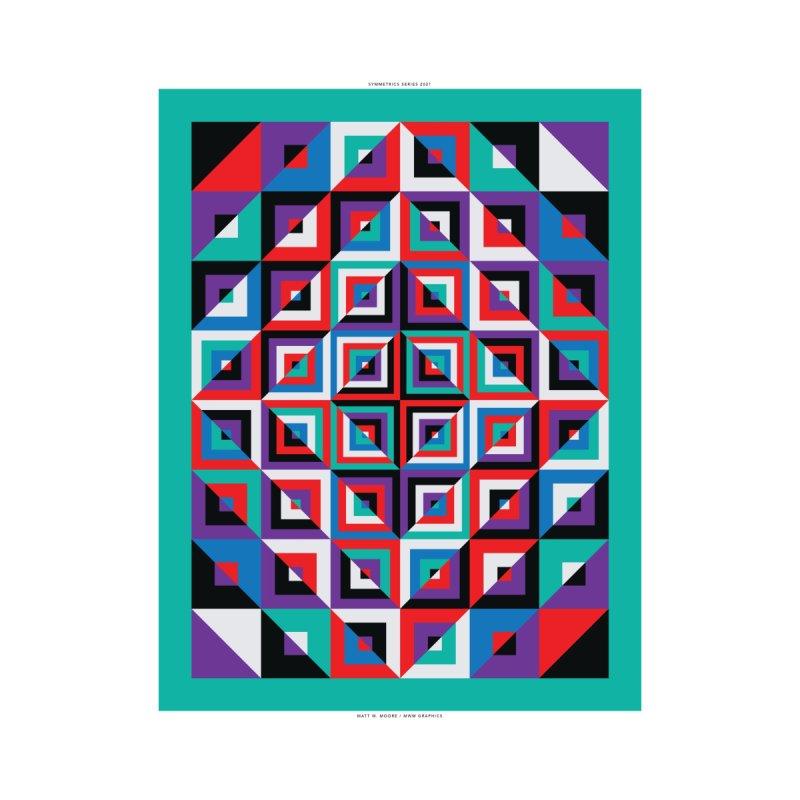 Symmetrics #9. Home Fine Art Print by Matt W. Moore : Artist Shop