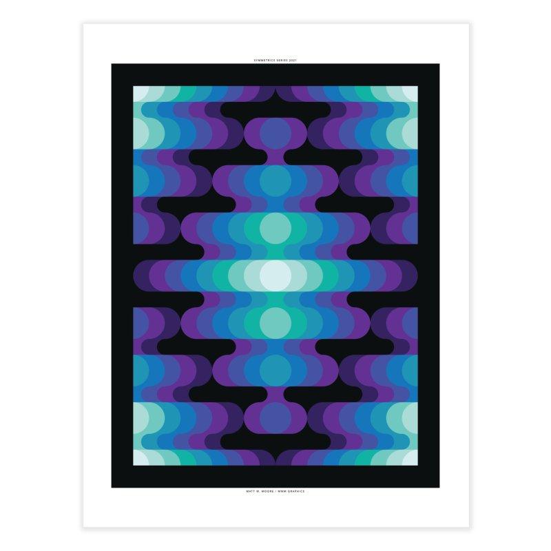 Symmetrics #7. Home Fine Art Print by Matt W. Moore : Artist Shop