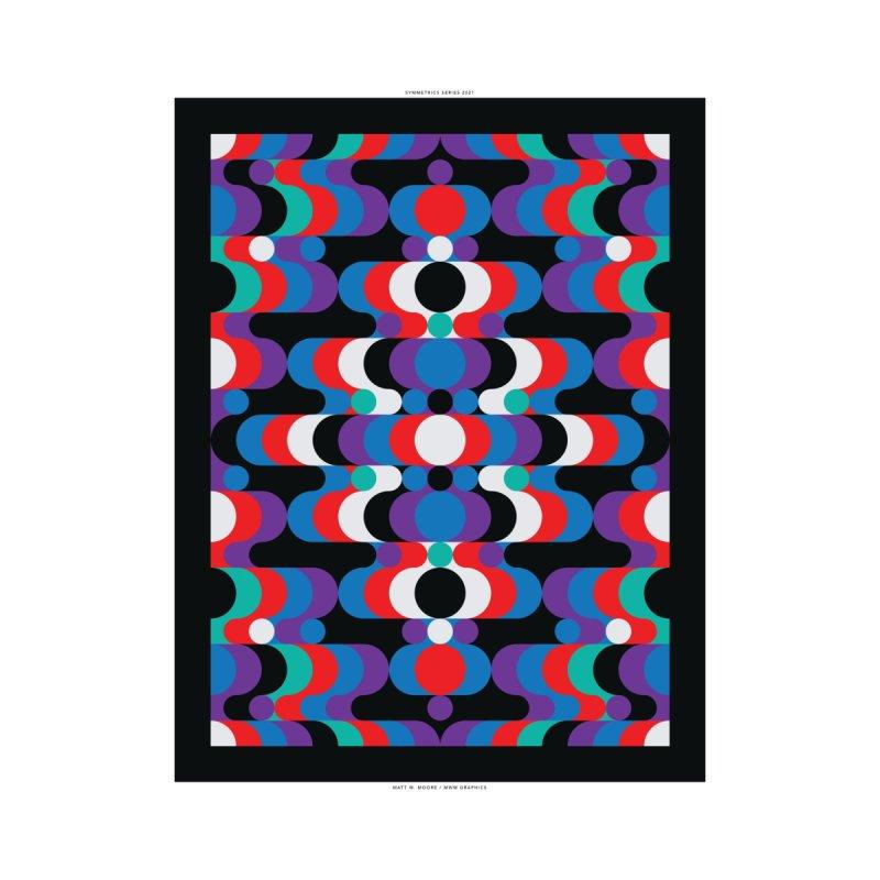 Symmetrics #6. Home Fine Art Print by Matt W. Moore : Artist Shop