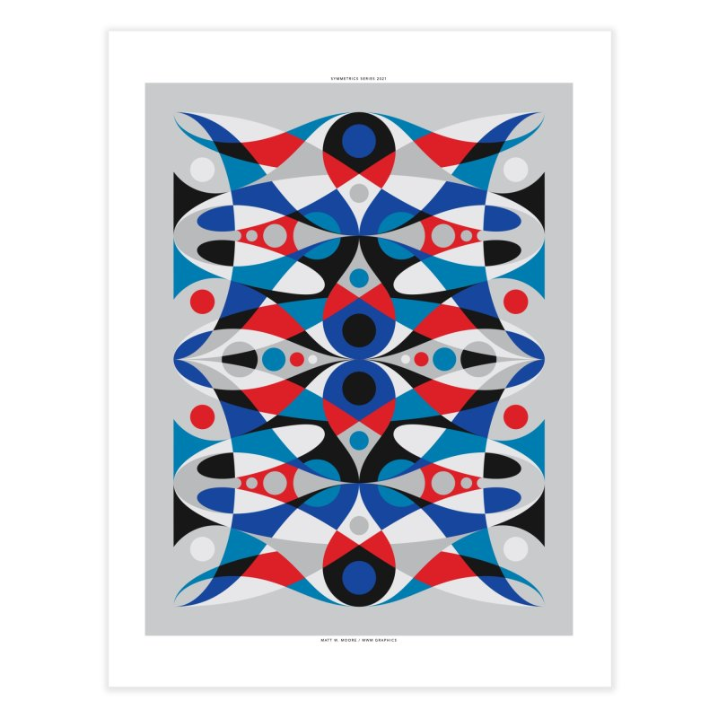 Symmetrics #5. Home Fine Art Print by Matt W. Moore : Artist Shop
