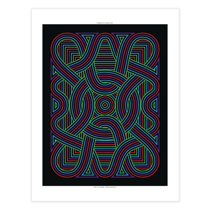 Symmetrics #4. Home Fine Art Print by Matt W. Moore : Artist Shop