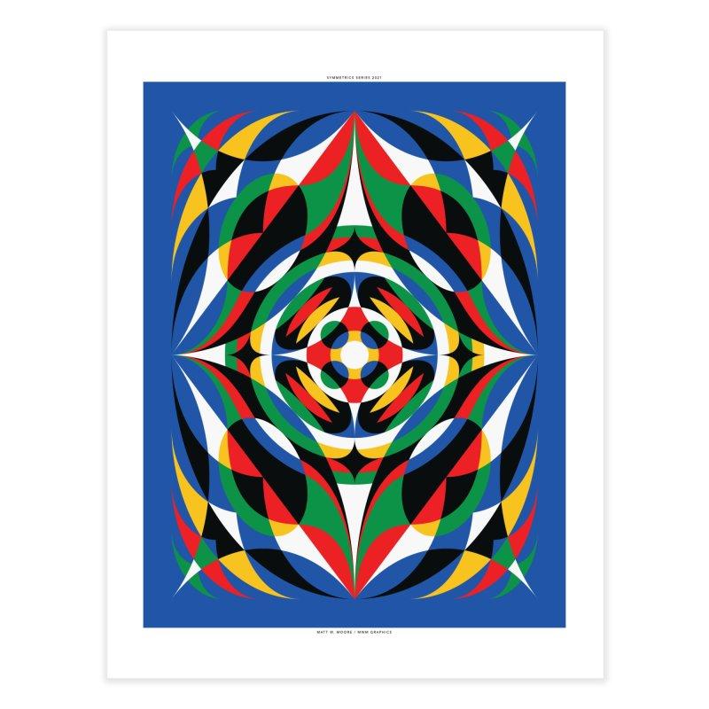 Symmetrics #2. Home Fine Art Print by Matt W. Moore : Artist Shop