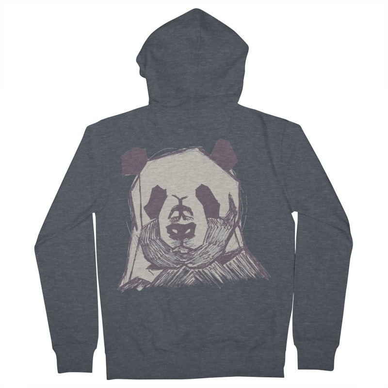 PANDA Women's Zip-Up Hoody by MXMINK