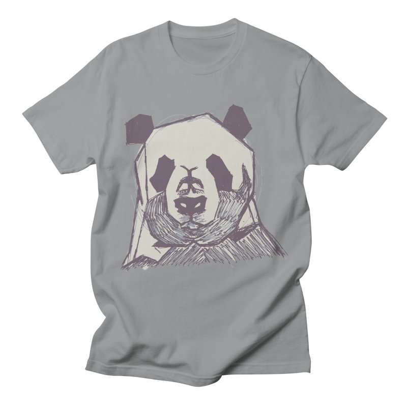 PANDA Men's T-Shirt by MXMINK