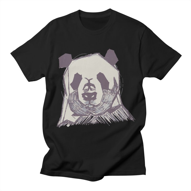 PANDA Women's Unisex T-Shirt by MXMINK