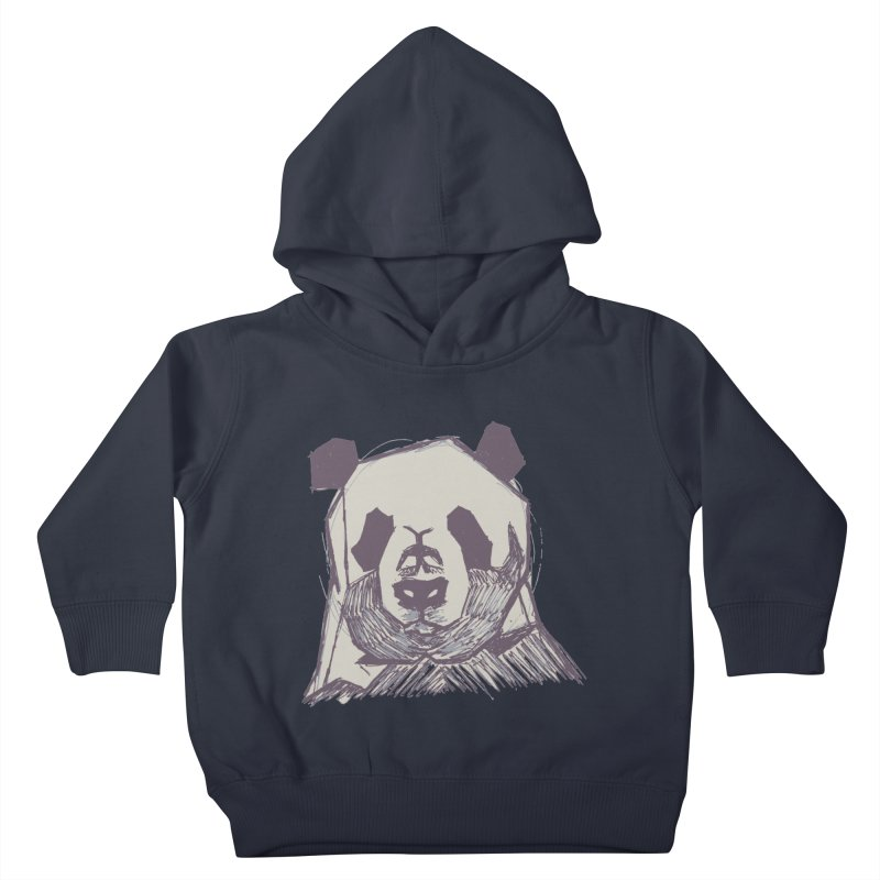 PANDA Kids Toddler Pullover Hoody by MXMINK