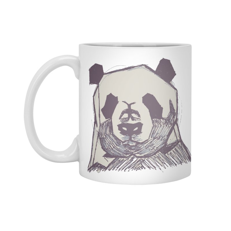 PANDA Accessories Mug by MXMINK