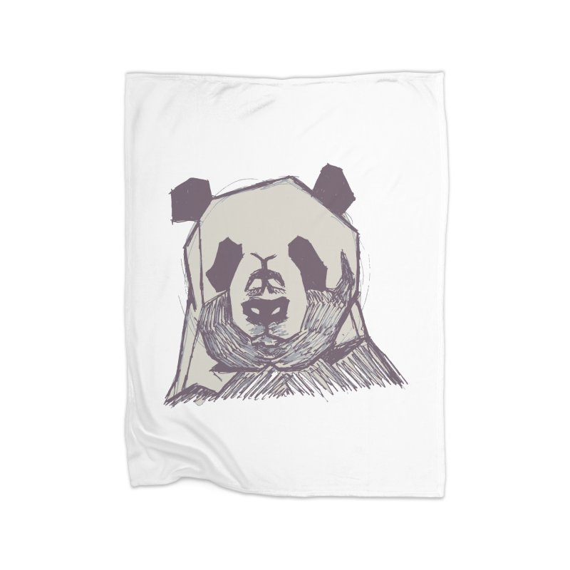 PANDA Home Blanket by MXMINK
