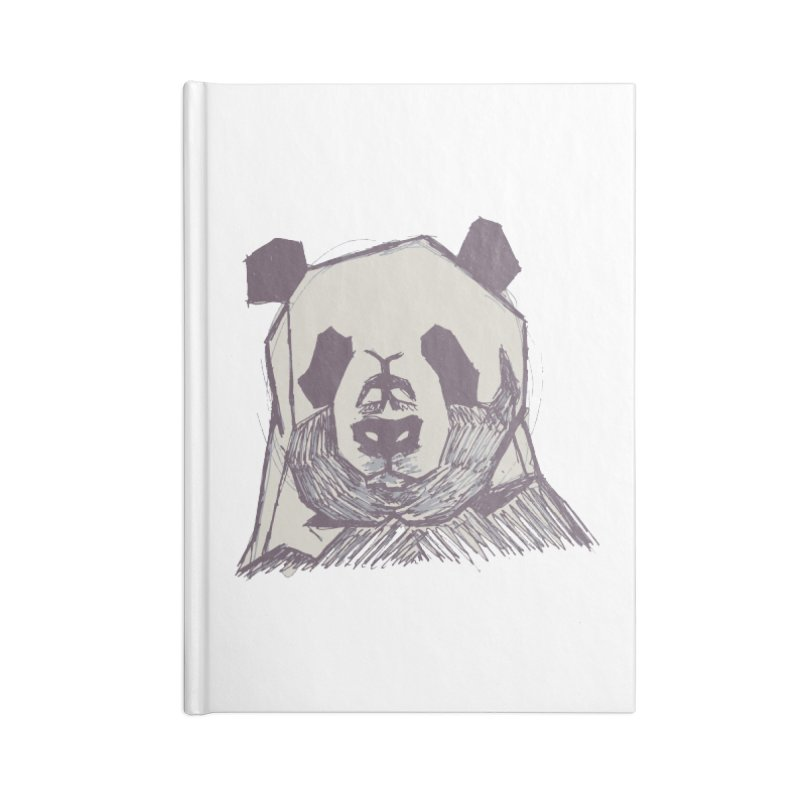 PANDA Accessories Notebook by MXMINK