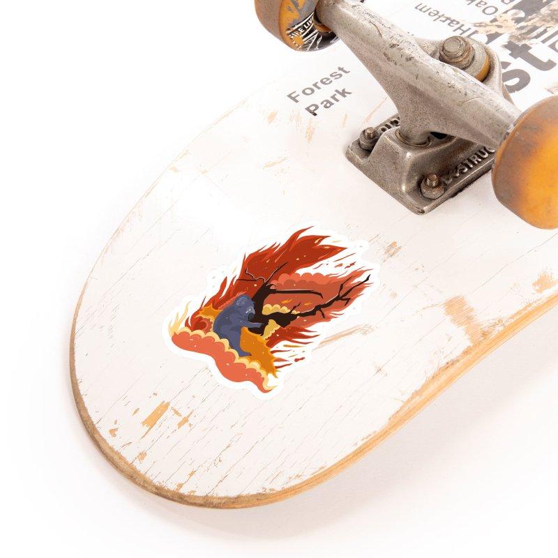australia burns. Accessories Sticker by myagender