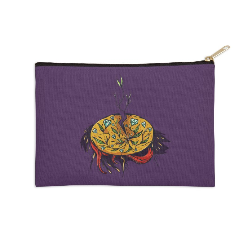 seed. Accessories Zip Pouch by myagender