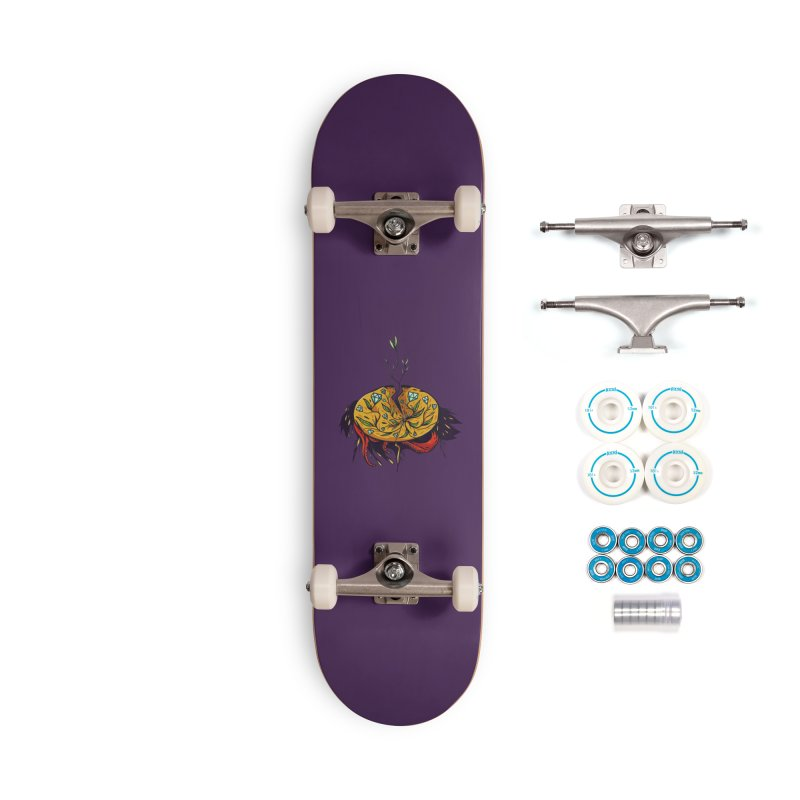 seed. Accessories Complete - Basic Skateboard by myagender