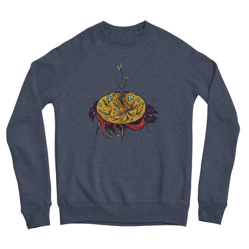 seed. Women's Sponge Fleece Sweatshirt by myagender