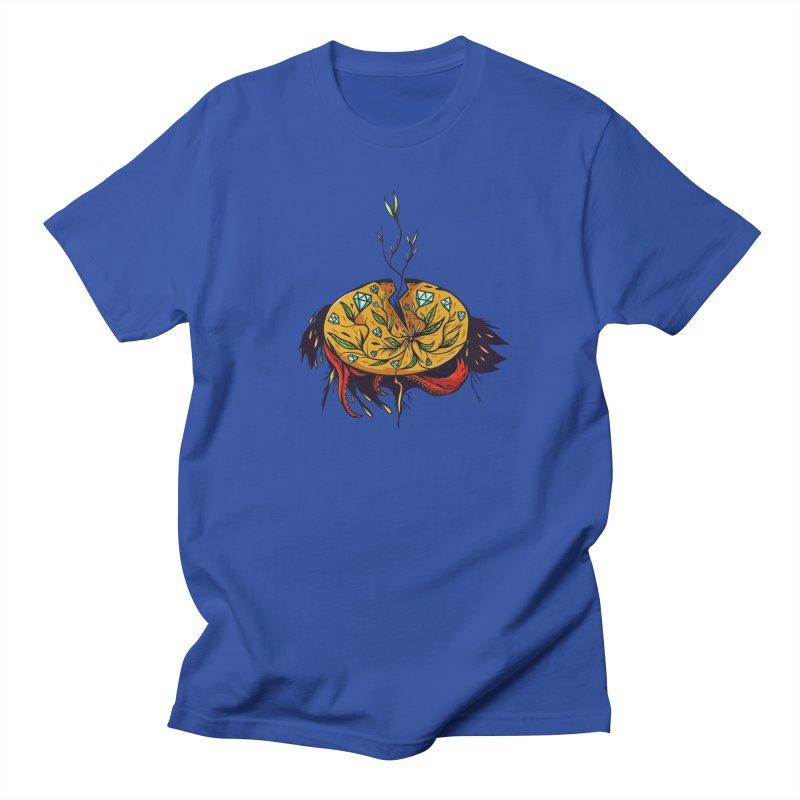seed. Men's Regular T-Shirt by myagender
