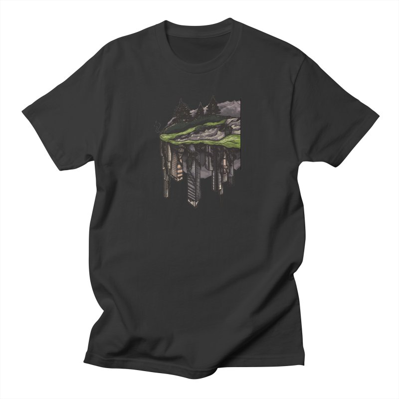 reclamation. Men's T-Shirt by myagender