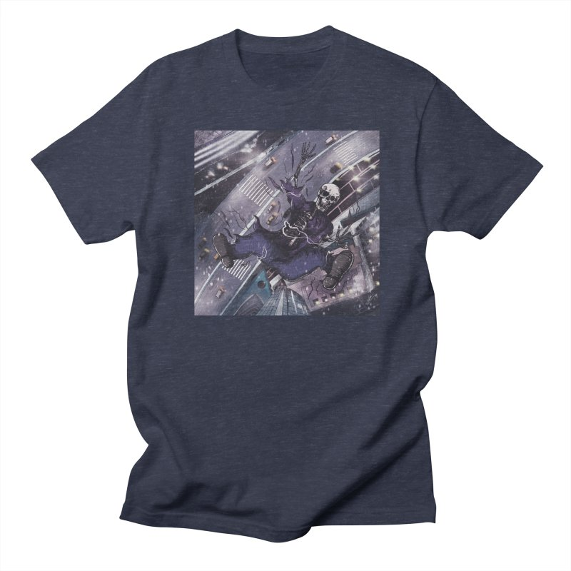 falling. Men's T-Shirt by myagender