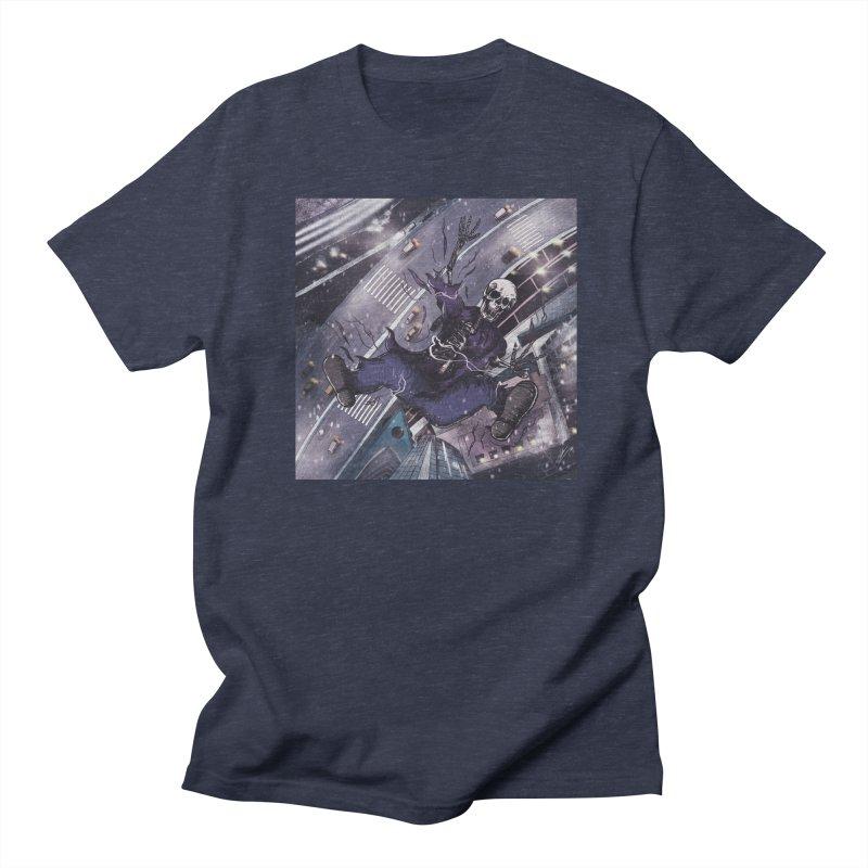 falling. Women's T-Shirt by myagender