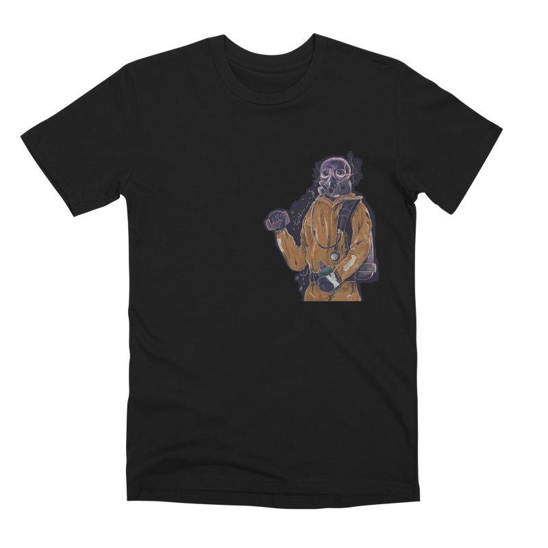 together. Men's T-Shirt by myagender