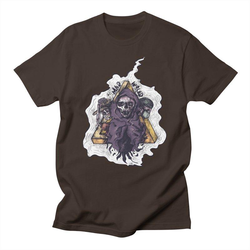 mad world. Men's T-Shirt by myagender