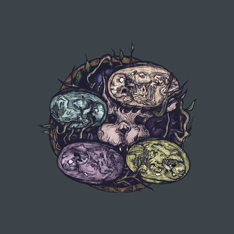 easter. Men's T-Shirt by myagender